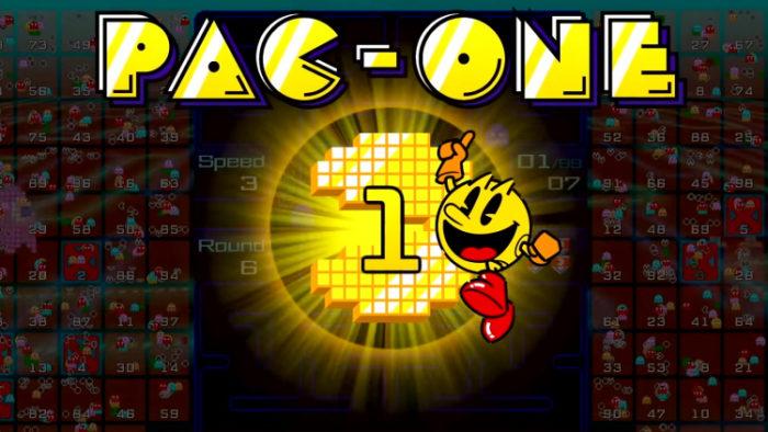 Pac-Man 99 (Imagem: Divulgação/Nintendo)