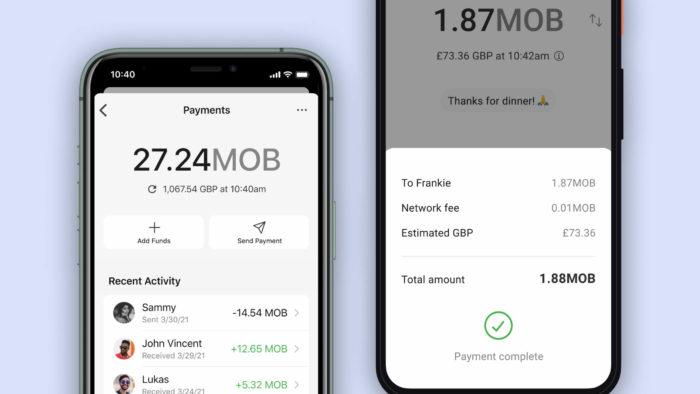 Signal Payments lança serviço de pagamentos com a criptomoeda MobileCoin (Imagem: Reprodução/Signal)