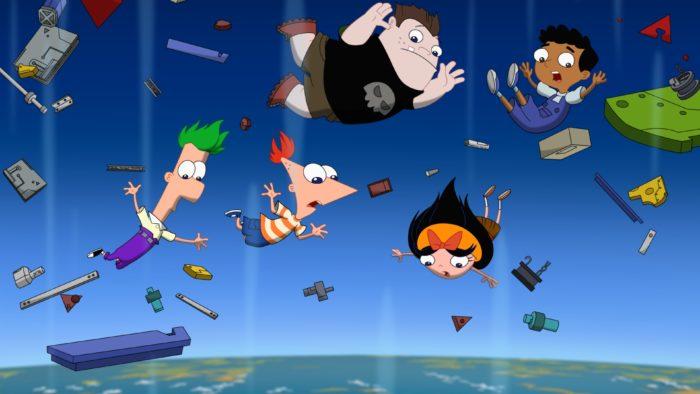 Phineas e Ferb, O Filme: Candace contra o universo (Imagem: Divulgação/Amazon)