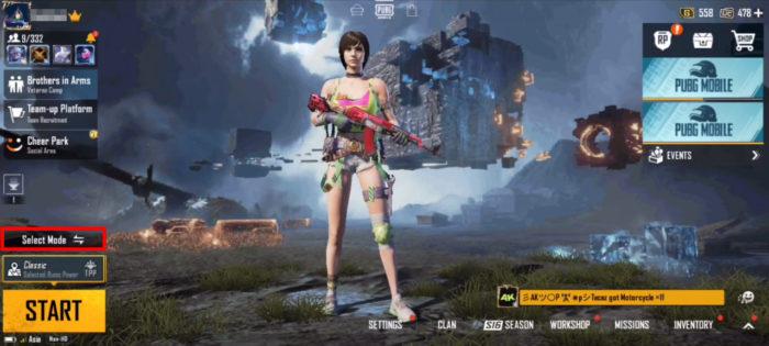 PUBG Mobile (Imagem: Reprodução/PUBG Corporation/Tencent)