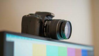 Como usar qualquer câmera DSLR como webcam