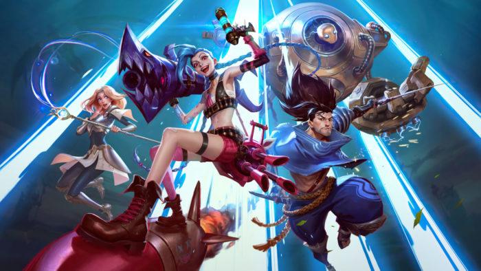League of Legends: Wild Rift (Imagem: Divulgação/Riot Games)