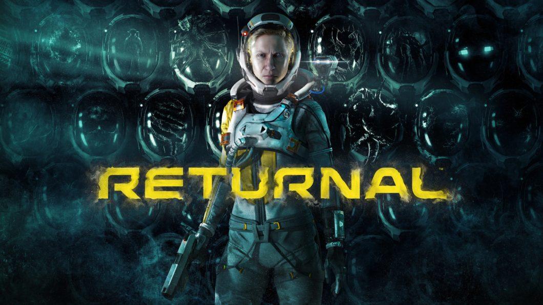 Returnal é um dos novos exclusivos do PS5 (Imagem: Divulgação/Sony)