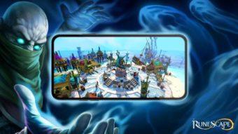 RuneScape será lançado para iPhone e Android ainda este ano