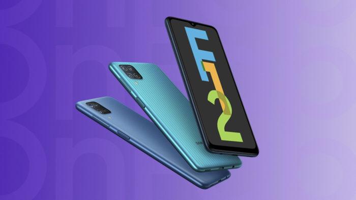 Samsung <a href='https://meuspy.com/tag/Espionar-Galaxy'>Galaxy</a> F12 (Imagem: Divulgação/Samsung)