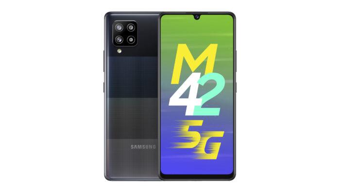 Samsung Galaxy M42 5G (Imagem: Divulgação/Samsung)