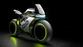 Com apoio da Xiaomi, Segway revela moto elétrica Apex H2 movida a hidrogênio