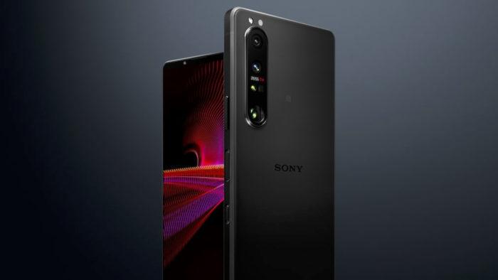 Sony Xperia 1 Mark 3 (Imagem: Divulgação/Sony)