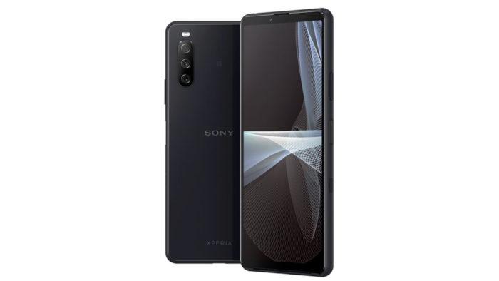 Sony Xperia 10 Mark III (Imagem: Divulgação/Sony)