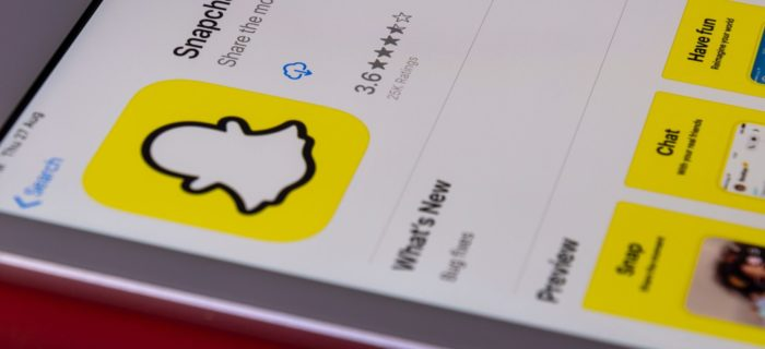 Snapchat (Imagem: Souvik Banerjee/ Unsplash)