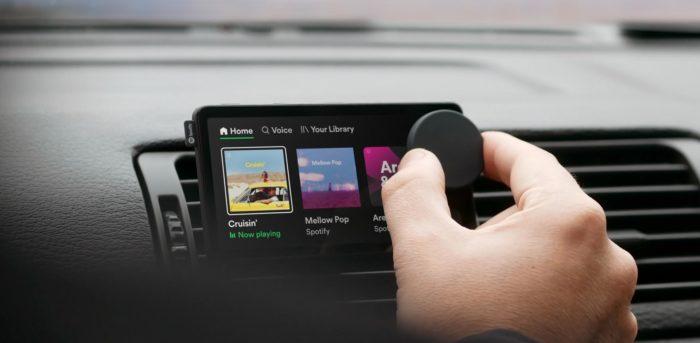 Spotify Car Thing (Imagem: divulgação/Spotify)