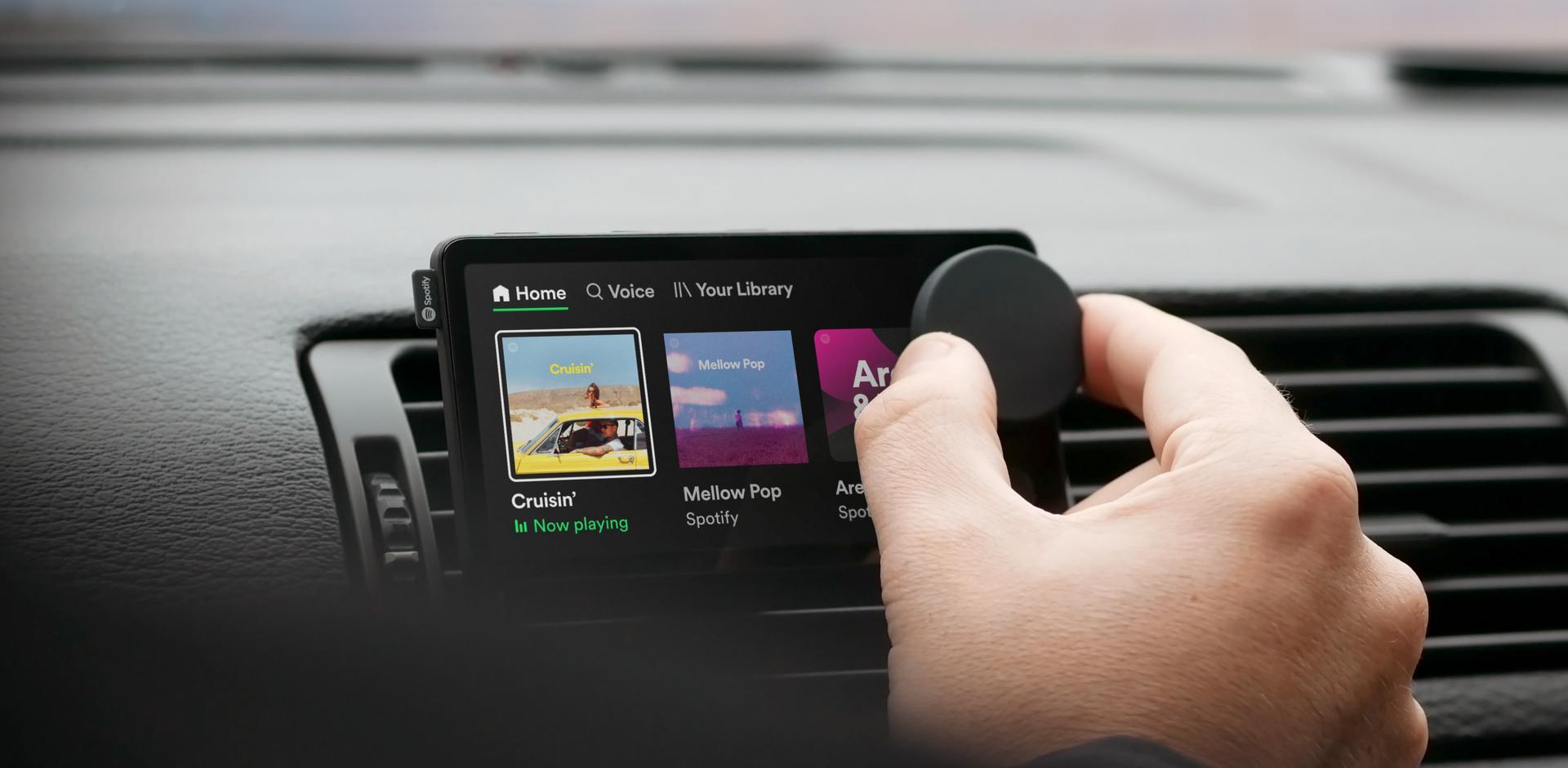 Spotify Car Thing, player inteligente para carros, é oficial | Gadgets |  Tecnoblog