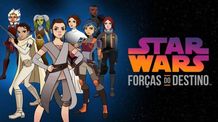 Star Wars: Forças do Destino (Imagem: Divulgação)