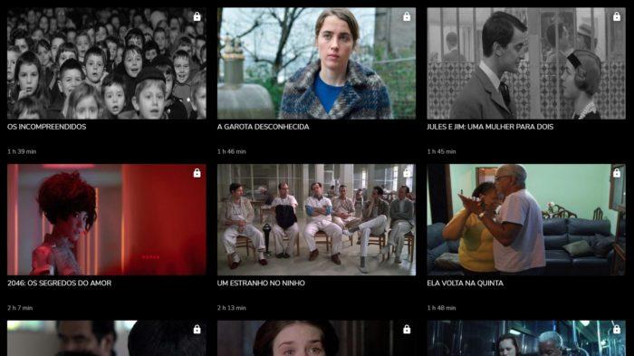 8 sites e apps de streaming de filmes clássicos, cults ou alternativos / Arte1 Play / Reprodução
