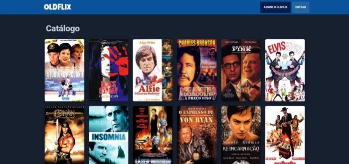 8 sites e apps de streaming de filmes clássicos, cults ou alternativos / Oldflix / Reprodução