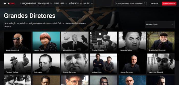 8 sites e apps de streaming de filmes clássicos, cults ou alternativos / Telecine Play / Reprodução