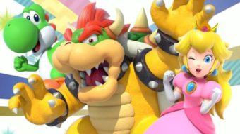 Super Mario Party recebe atualização com modo online no Switch