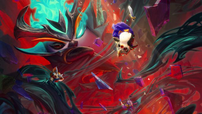 Teamfight Tactics: Contestação (Imagem: Divulgação/Riot Games)