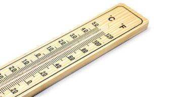 Como converter graus Celsius para Fahrenheit