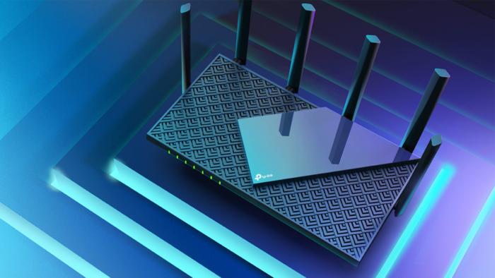 TP-Link Archer AX73 tem Wi-Fi 6, suporta mesh e tem portas gigabit (Imagem: Reprodução)