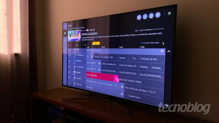 Operadoras contestam obrigatoriedade de canais locais na TV paga (Imagem: Paulo Higa/Tecnoblog)