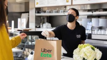 Uber Eats deixará você pedir de vários restaurantes em uma só entrega