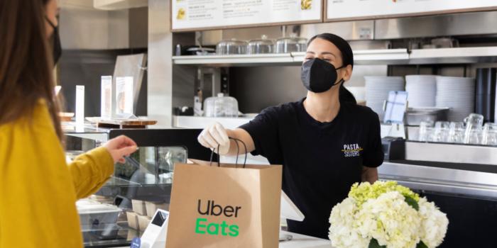 Uber Eats (imagem: Divulgação/Uber)