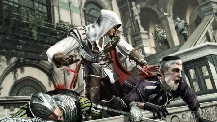 Ubisoft desligará servidores em breve de jogos como Assassin's Creed 2 (Imagem: Divulgação/Ubisoft)