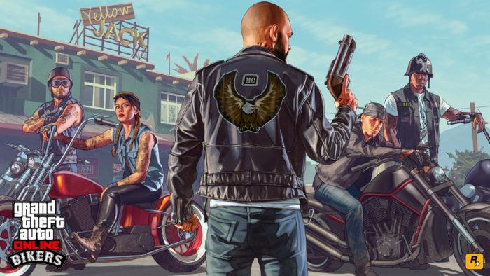 Veja como se tornar presidente de um motoclube no GTA V e ganhar dinheiro sobre duas rodas (Imagem: Divulgação / Rockstar)