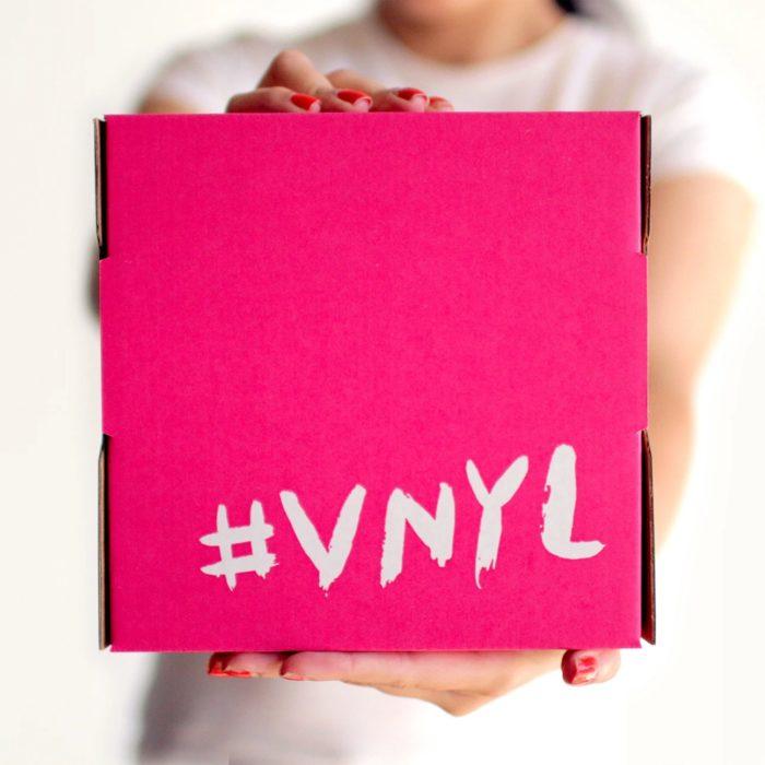 Caixa do Vnyl (Imagem: Divulgação/Vnyl)