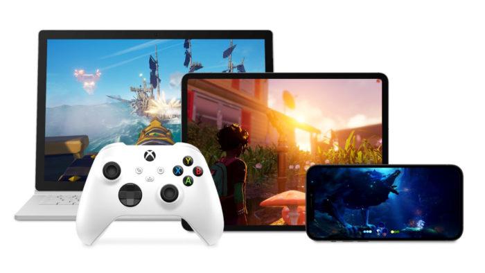 Xbox Cloud Gaming inicia testes no iPhone e Windows (Imagem: Divulgação/Microsoft)