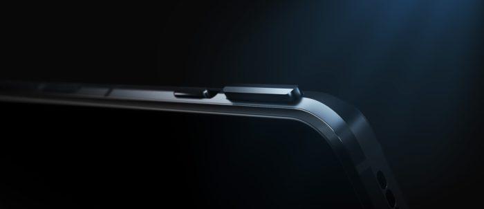 Gatilho magnético do Black Shark 4 (Imagem: Divulgação/Xiaomi)