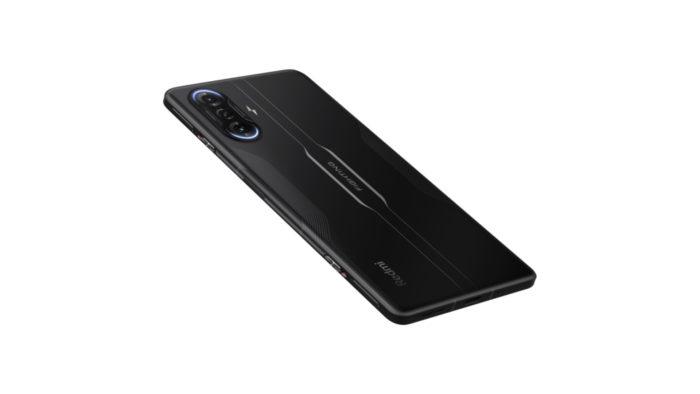 Redmi K40 Gaming Edition (Imagem: Divulgação/Xiaomi)