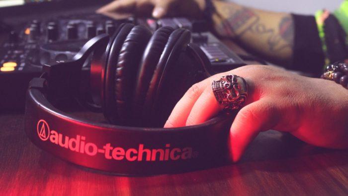 Fone Audio-Technica (Imagem: Yash Prajapati / Usplash)