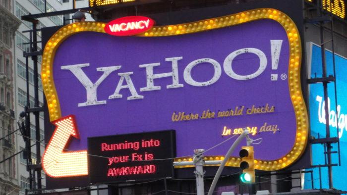 Yahoo! (Imagem: Ippei Ogiwara / Flickr)