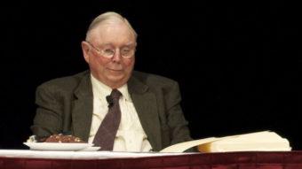 """Bitcoin é """"contrário aos interesses da civilização"""", diz sócio de Warren Buffett"""