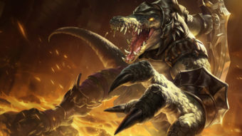 "LoL: Wild Rift recebe Renekton e skins ""Lua Sangrenta"" no patch 2.2C"