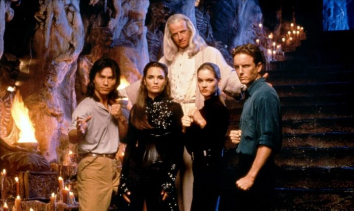 7 movies and series about mortal kombat