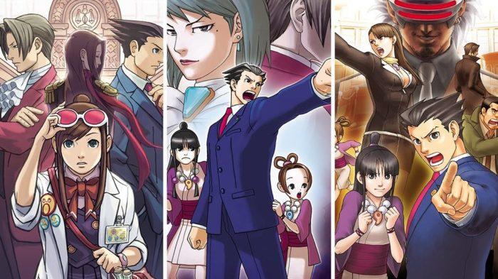Phoenix Wright: Ace Attorney Trilogy (Imagem: Divulgação/Capcom)