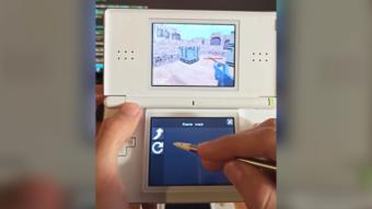 Counter-Strike 1.6 roda no Nintendo DS em mod criado por jogador