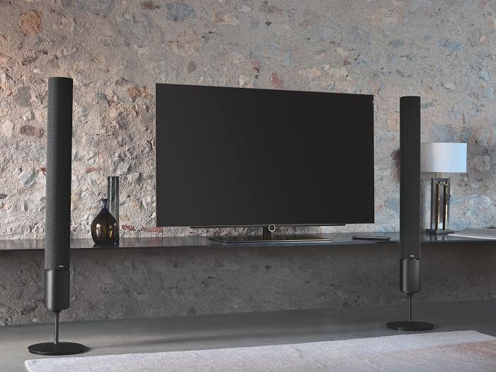 Caixa de som, home theater e soundbar: qual a diferença? (Imagem: Loewe Technologies/Unsplash)