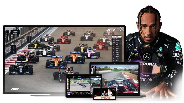 Como assinar a F1 TV (Imagem F1 TV/Divulgação)