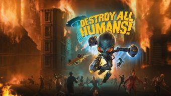 Como jogar Destroy All Humans [Guia para iniciantes]