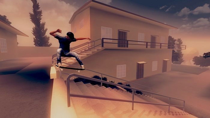 Como jogar Skate City (Imagem: Skate City/Divulgação)