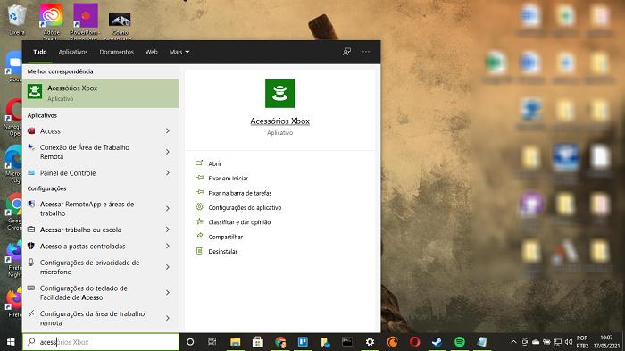 Como remapear o controle do Xbox no PC (Leandro Kovacs/Reprodução)