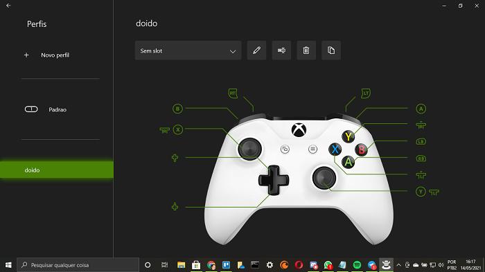 Como remapear os controles do Xbox One e Series (Imagem: Leandro Kovacs/Reprodução)