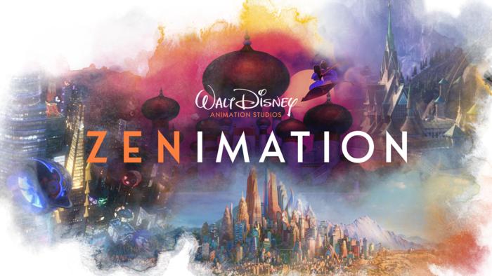 New season of Zen Animated Shorts arrives in June (Image: Press Release/Disney+)