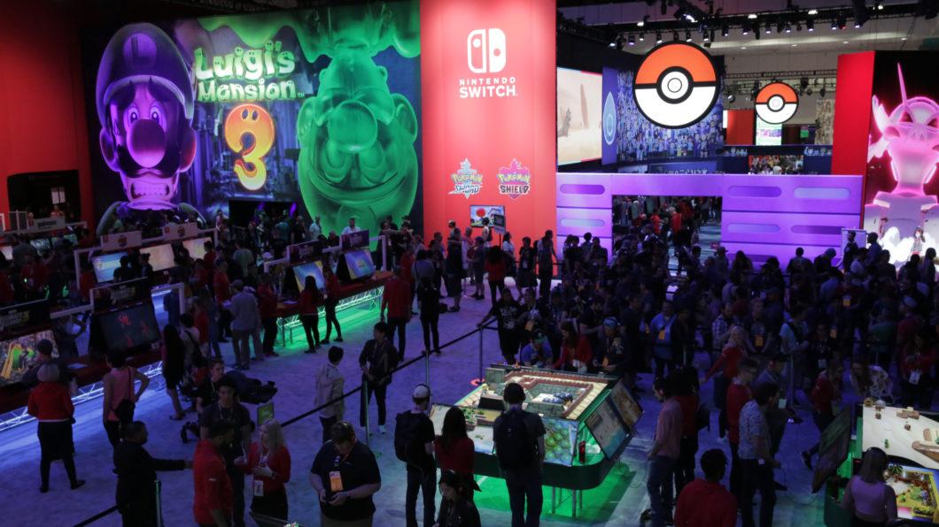 Nintendo na E3 2019 (Imagem: Divulgação/Nintendo)