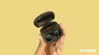 Fone Bluetooth Edifier GM4 Mini 1: som, LEDs e modo gamer