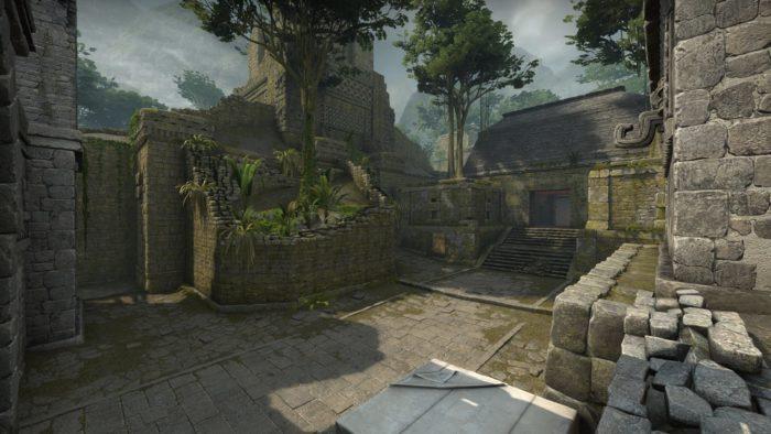 Mapa Ancient, de CS:GO (Imagem: Divulgação/Valve)